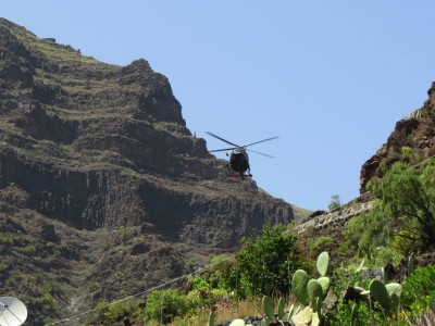 Rescate Helicoptero 17