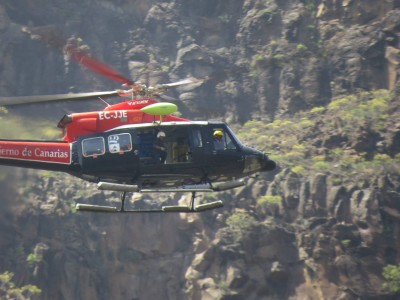Rescate Helicoptero 22