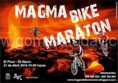 magama bike el hierro