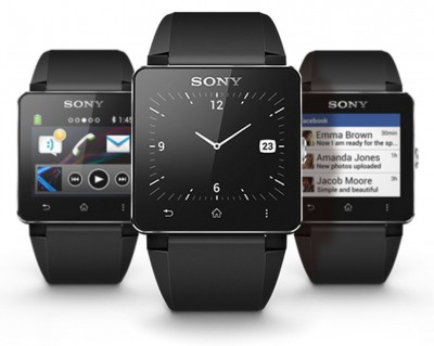 reloj sony smart watch 2