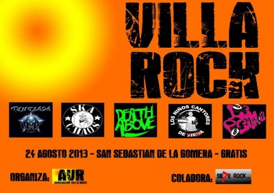 villa rock cartel