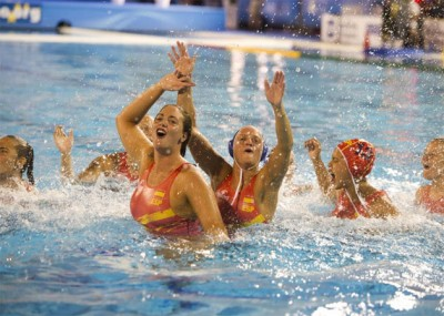 waterpolo seleccion femenina