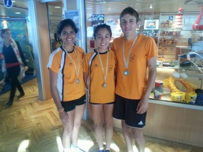 club almogrote en tincer medallas
