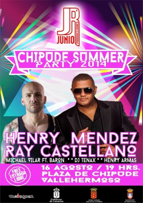 Chipude Summer Party 2014