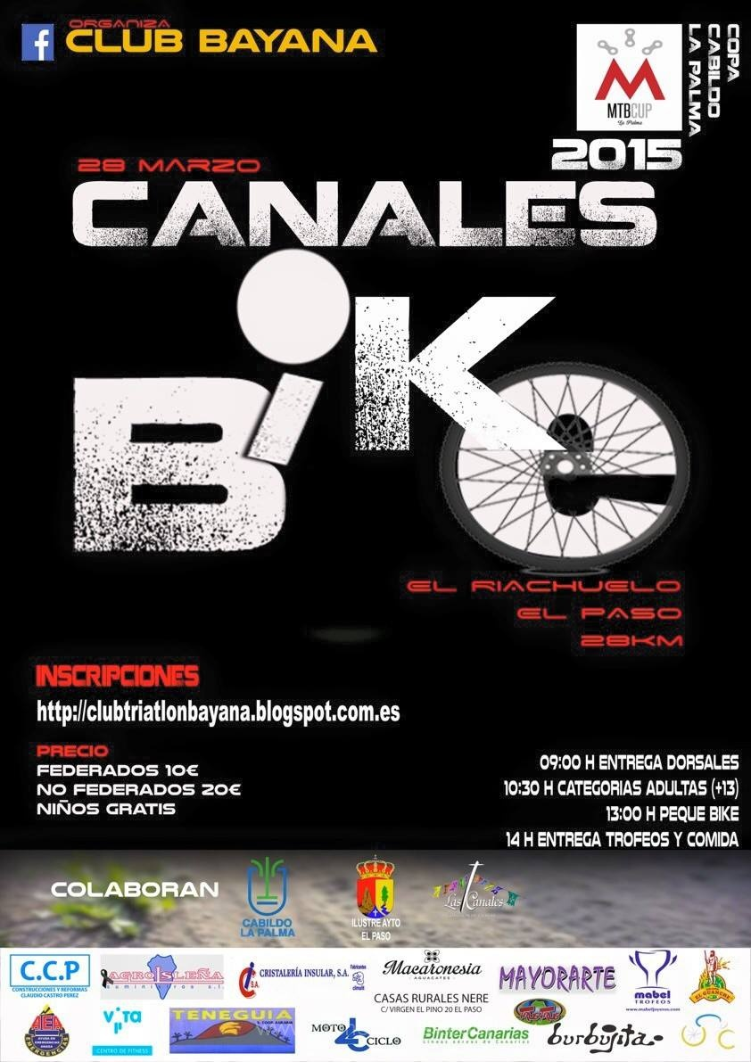Canales Bike