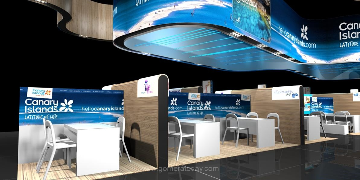 Canarias en la World Travel Market de Londres